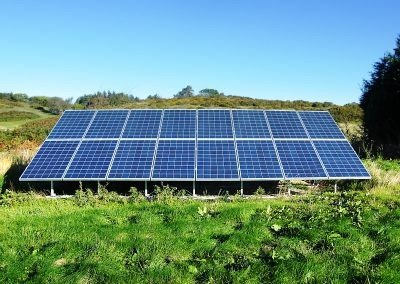 Castle Hill Photovoltaic Application (4kW) – UK