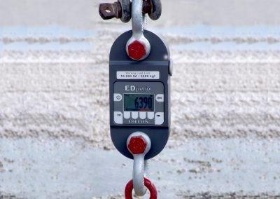 WCA3 Decomp - USACE Miami, FL - Load gauge testing