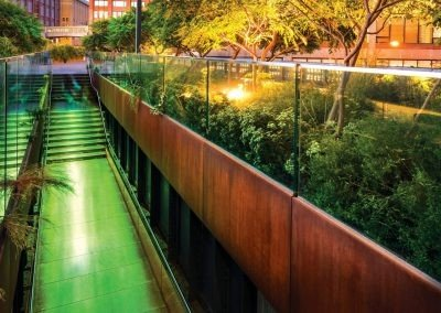 Tree Anchoring – The High Line, New York – USA