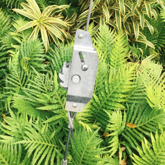 above ground tree anchoring system