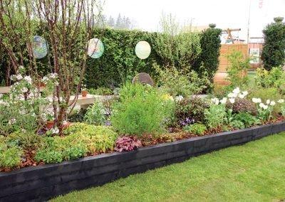 David Wyndham Lewis – The Perennial Legacy Garden