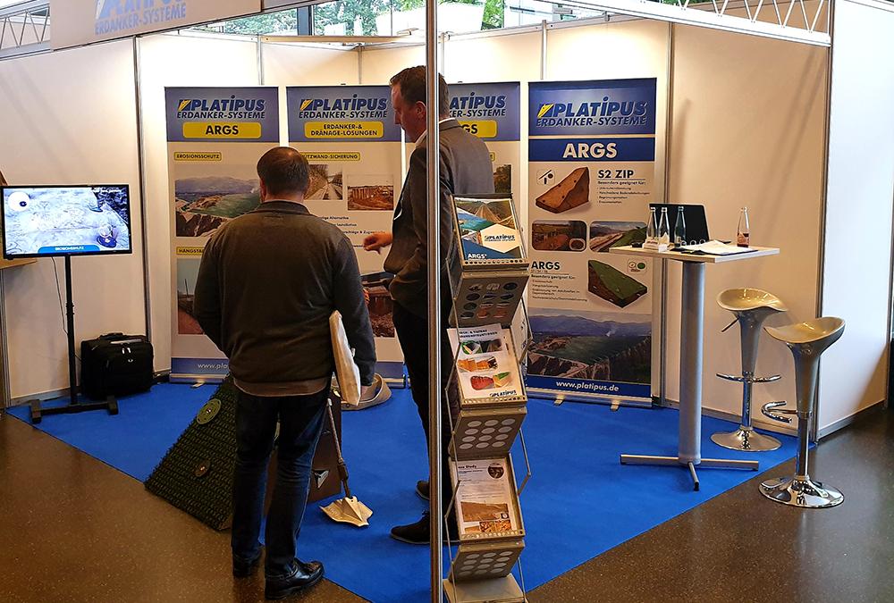 Platipus meeting engineers at GEC Geotechnik in Offenburg