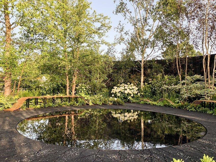 Smart Meter Garden - RHS Hampton Court Flower Show