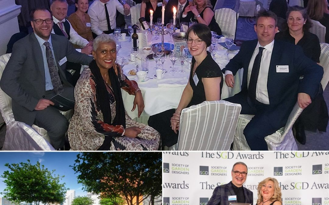 Platipus Tree Systems at the 2020 SGD Awards