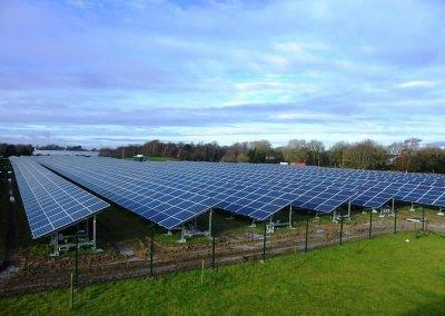 Redbridge Road Solar Park (7.2MW) – UK