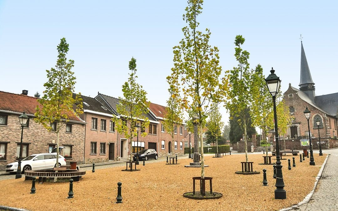 Gaasbeek Market Centre, Belguim