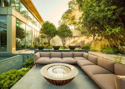 Sopwell House Hotel seating area