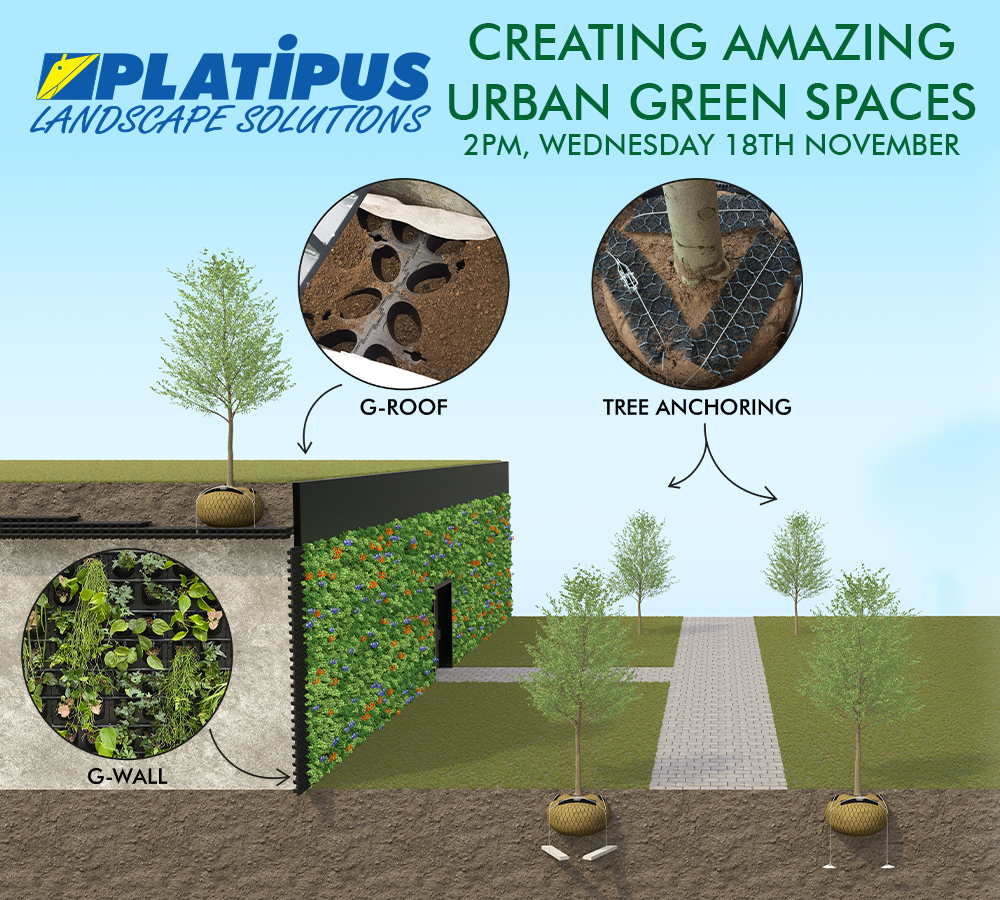 Landscape Solutions - G-WALL for Futurescape