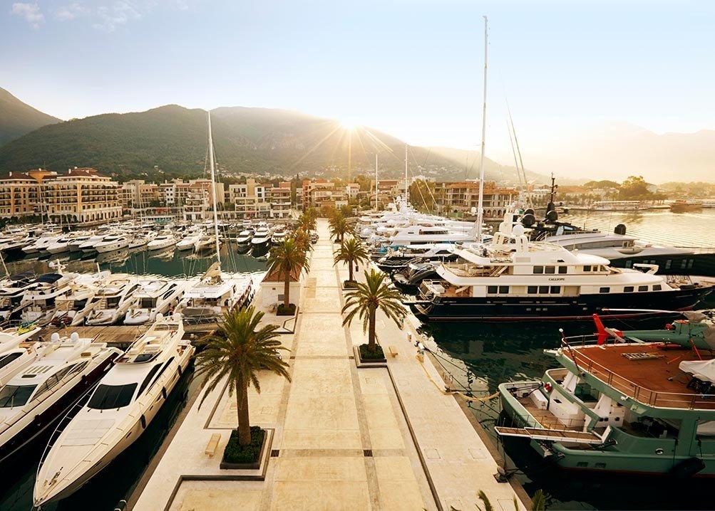 Adriatic Marina - Porto Montenegro