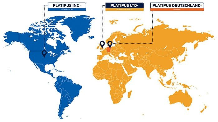 Platipus Anchors USA UK and Germany