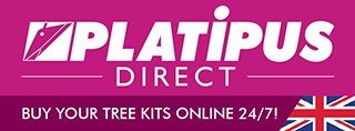 Buy your tree kits Online at Platipus Direct