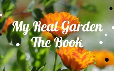 COMPETITION: We are giving away one signed copy of 'My Real Garden', by Ann-Marie Powell