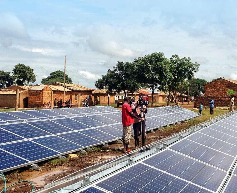 Off Grid Solar - Tanzania