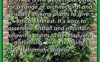 What our Customers Say: Christine Mulinder, Garden Designer