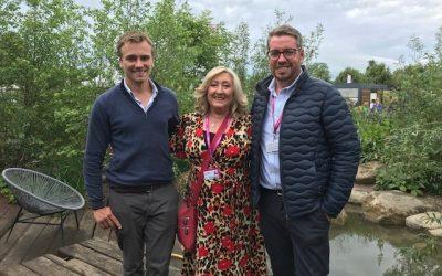 Royal Horticultural Society Hampton Court Garden Festival