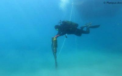 Platipus Marine Anchors in Croatia