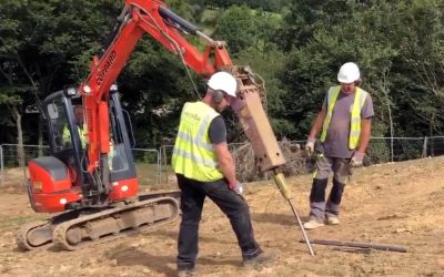 Real-time installation of Platipus S6 Anchors